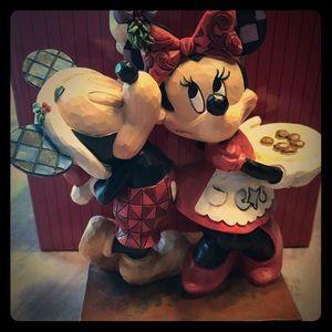 Jim Shores Minnie & Mickey Mouse Figurine